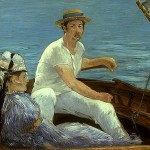 Boating, Eduoard Manet