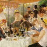 Luncheon of the Boating Party, Auguste Renoir