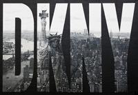 DKNY mural new york